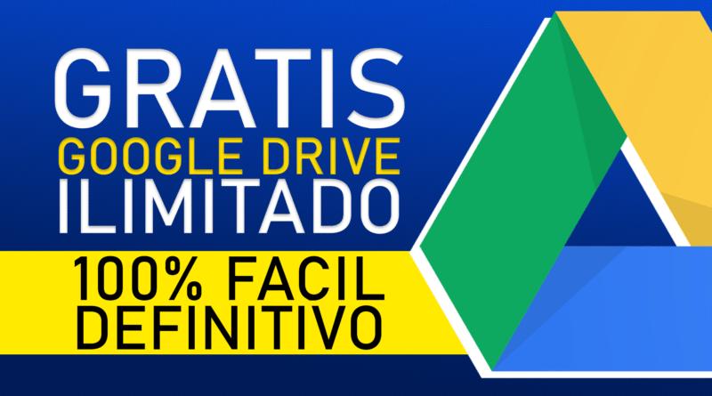 ✅ Obtén Google Drive ilimitado totalmente gratis! [Team Drive] GUÍA DEFINITIVA